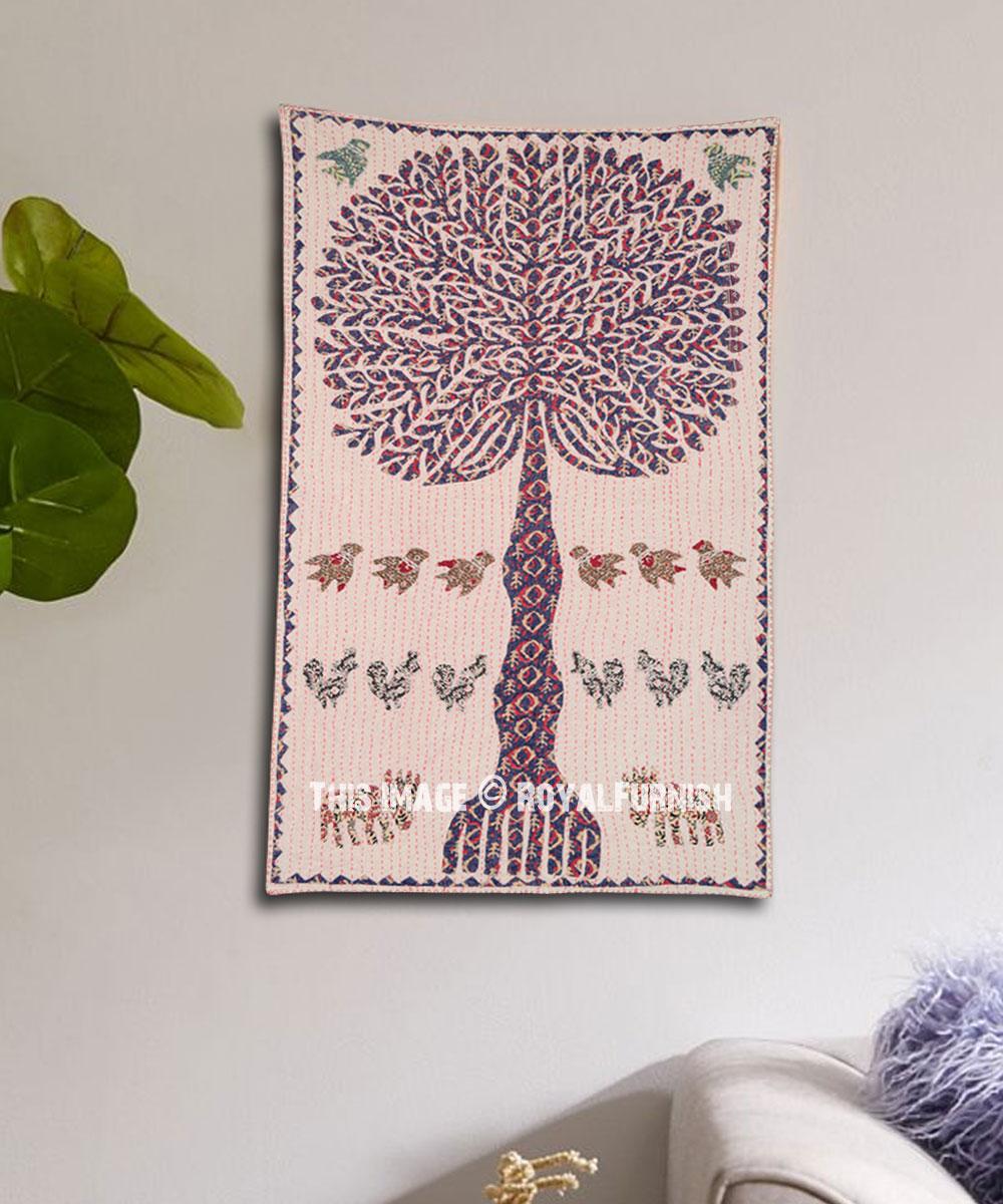 Decorative Fabric Cloth Wall Hangings Royal Furnish