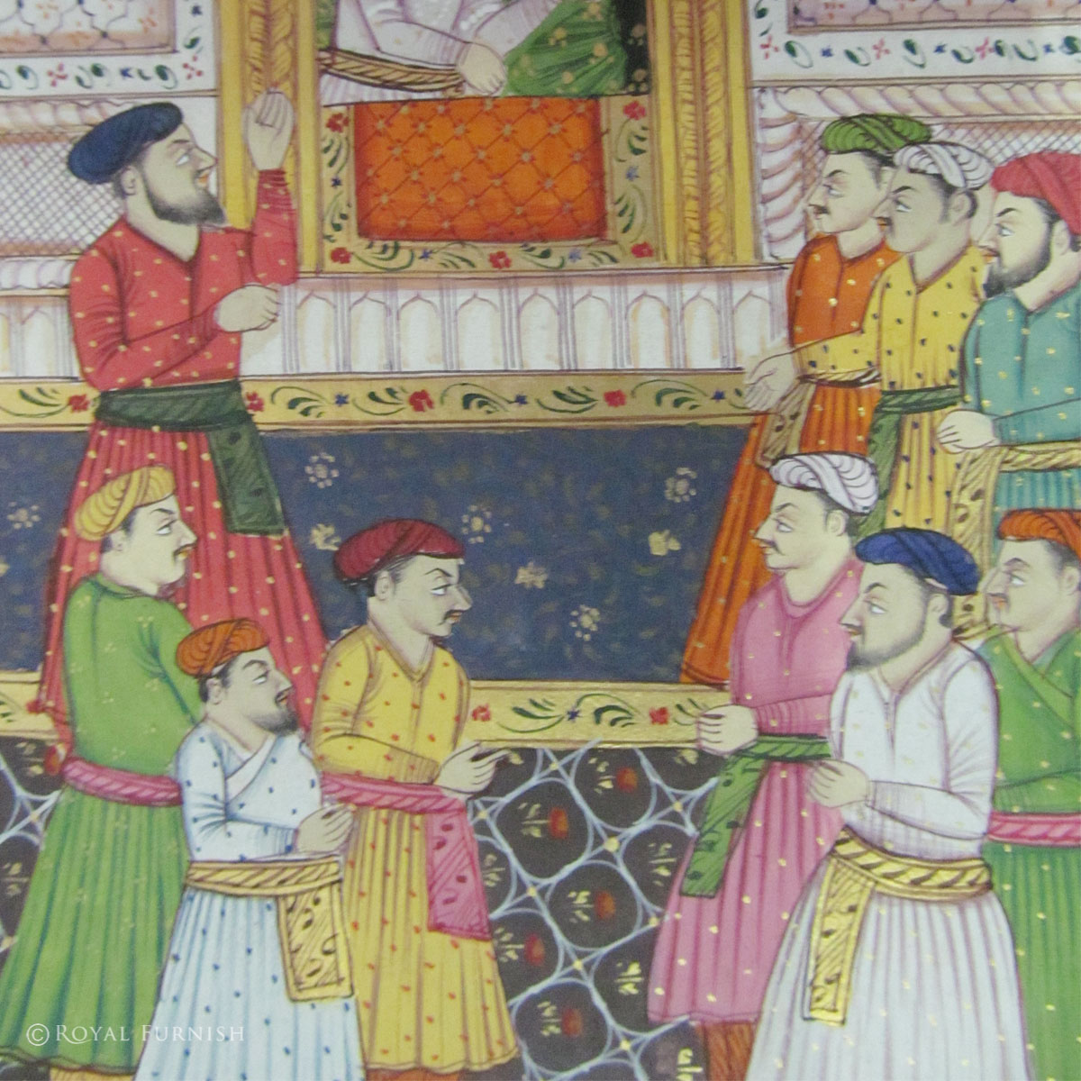 mughal dynasty essay Babur a chagtai turk was descended on his father's side from taimur and on his mother's side with changez khan he was the son of umar shaikh mirza in 1494 babur ascended the throne of a small.
