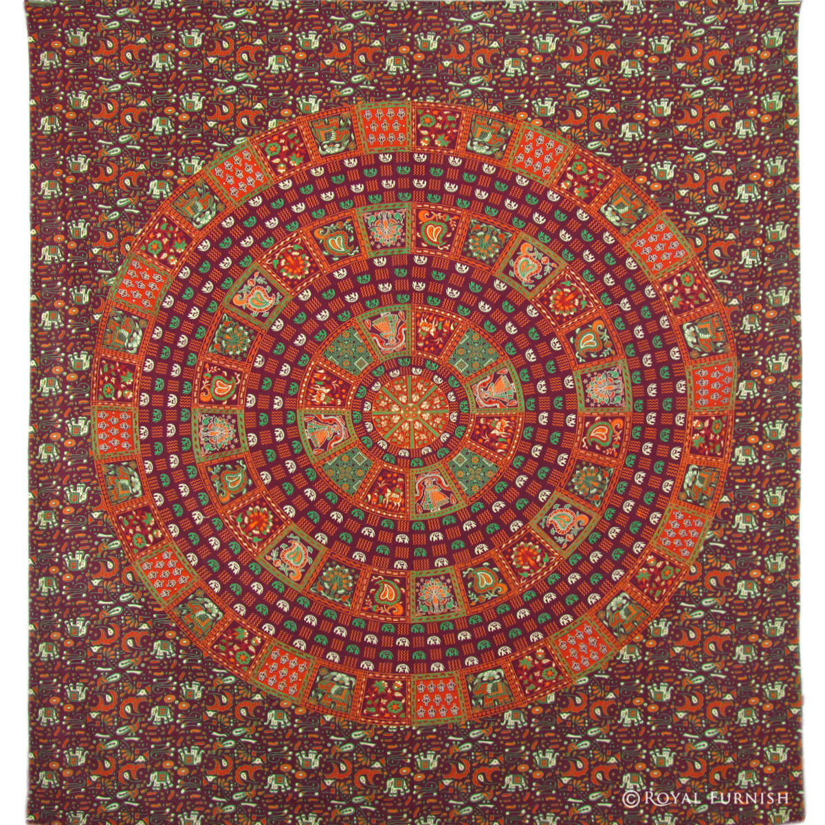 Indian Mandala Dorm Room Decor Hippie Tapestry Wall ...