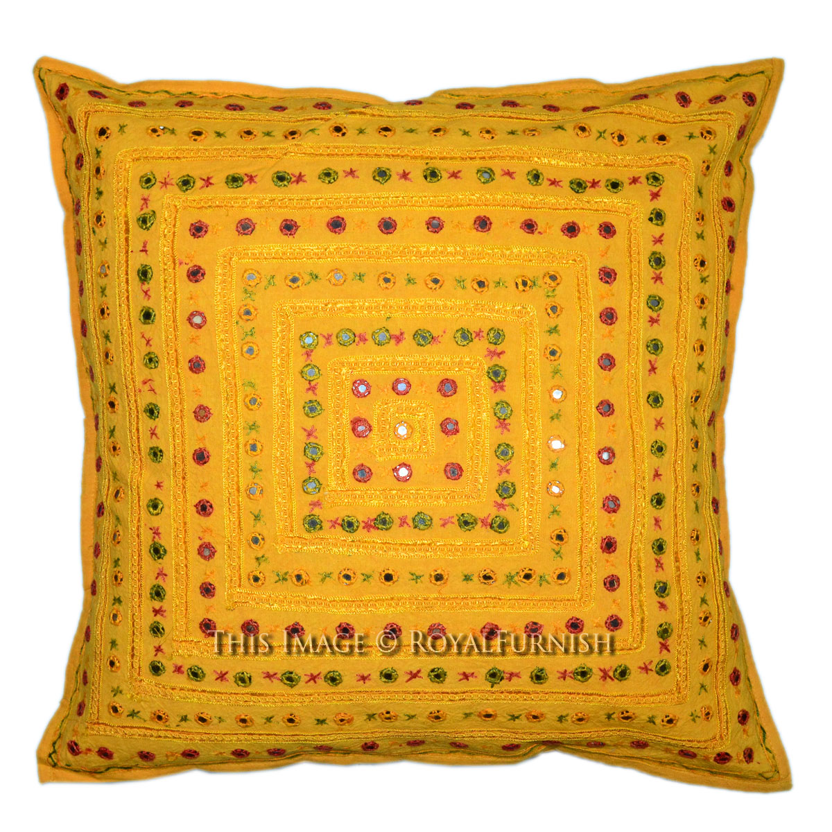 Large Square Decorative Pillow Covers : 20x20