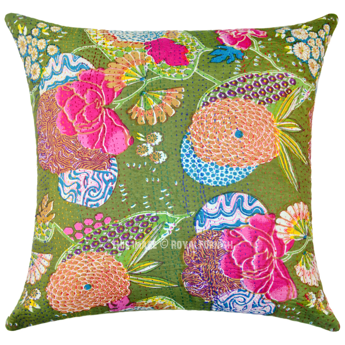 Tropical Throw Pillows For Couch : 24