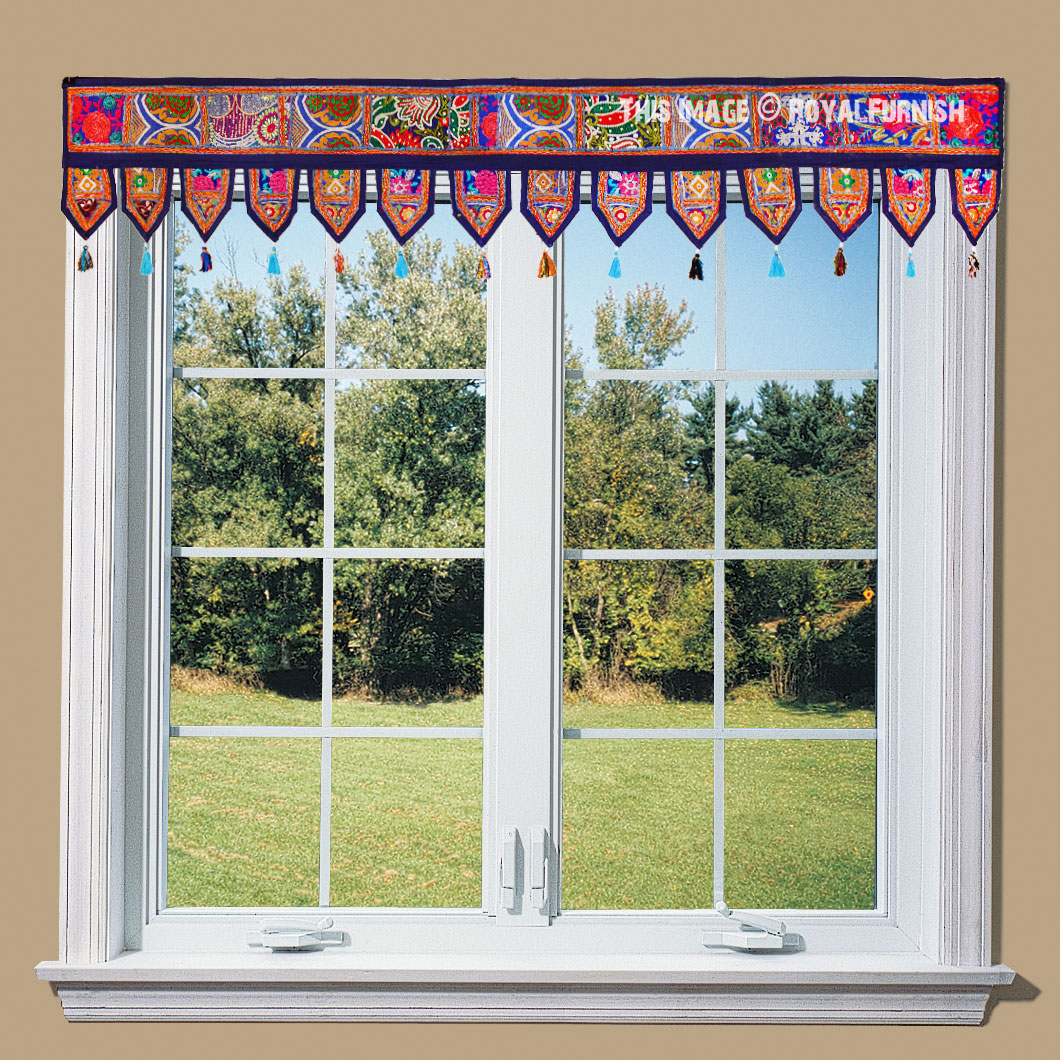 Torans Indian Door Hangings Amp Window Valances Royal