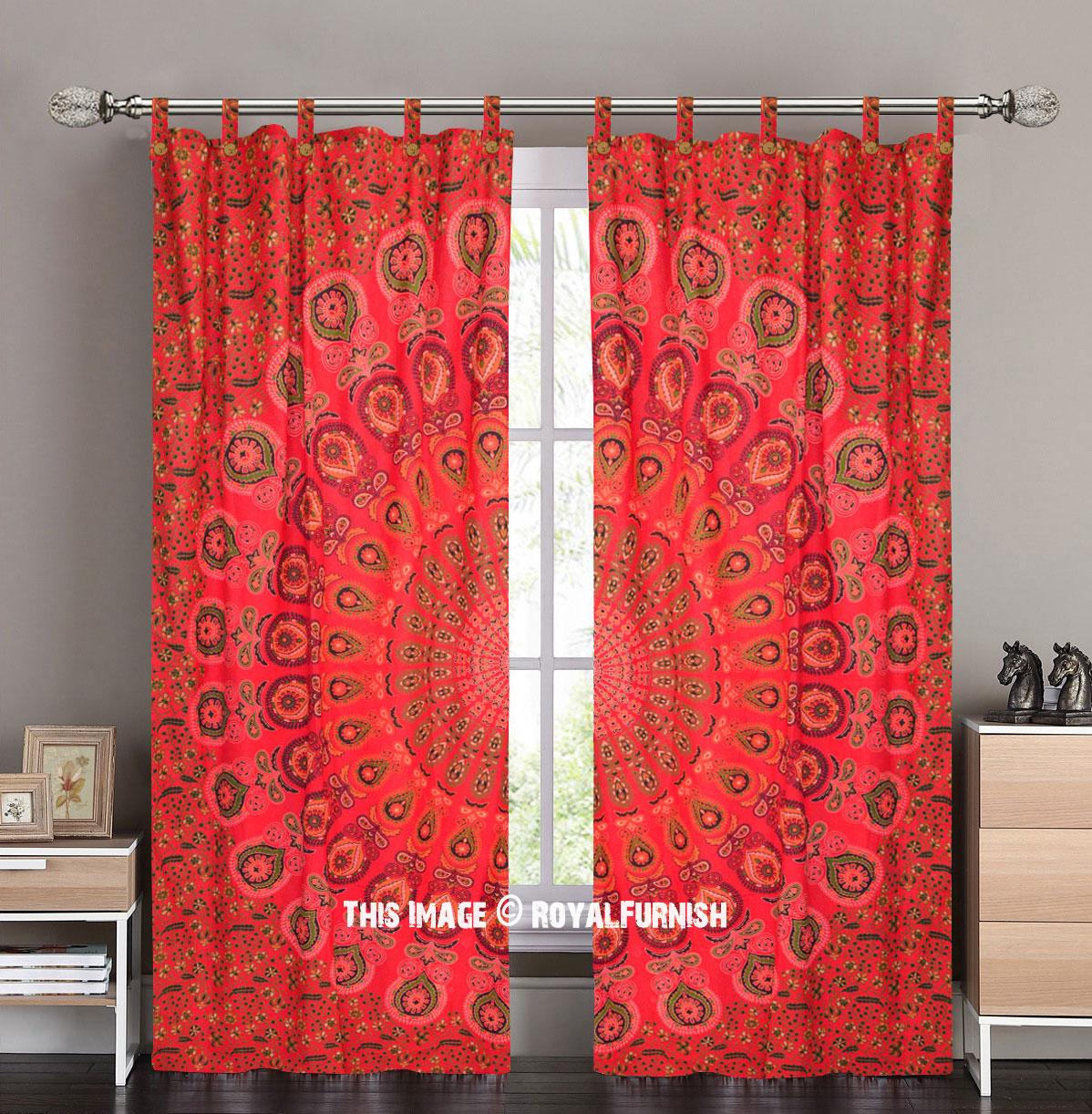 Outdoor Macrame Curtain