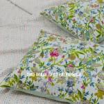 Beige Paradise Cotton Pillow Shams Set of 2
