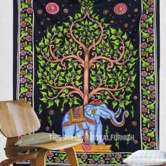 Elephant Wall Hanging elephant tapestries wall hangings | royal furnish
