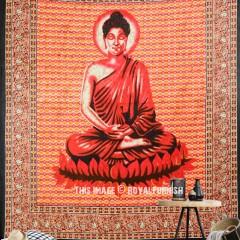 Buddha Tapestry Wall Hangings buddha tapestry wall hangings - royal furnish