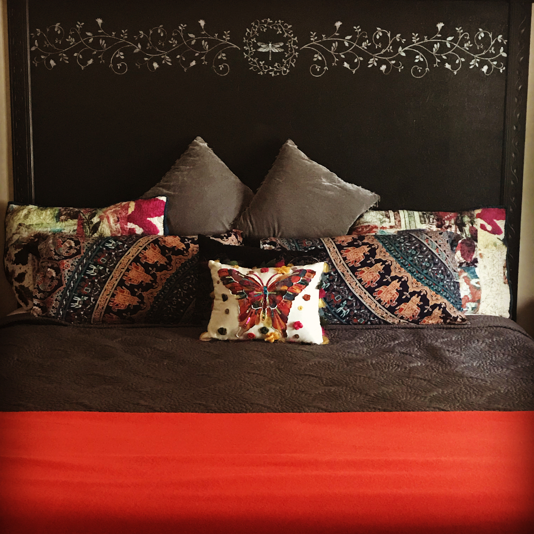 New pillow shams from @royalfurnish