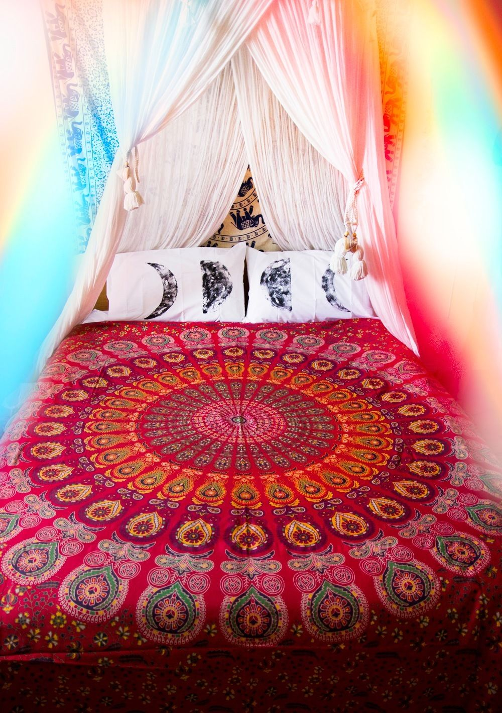 Beach Tapestry Room