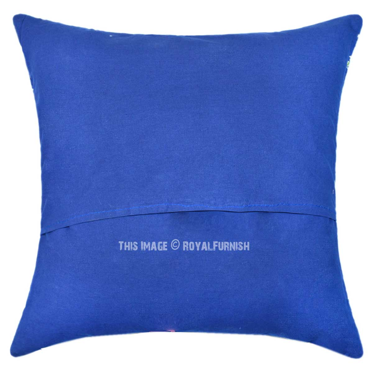 Blue Bird Throw Pillows : 16