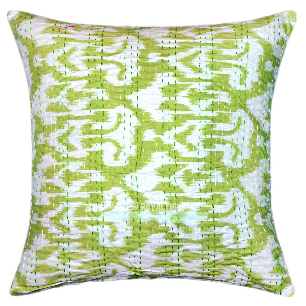 Ikat Design Throw Pillows : 16