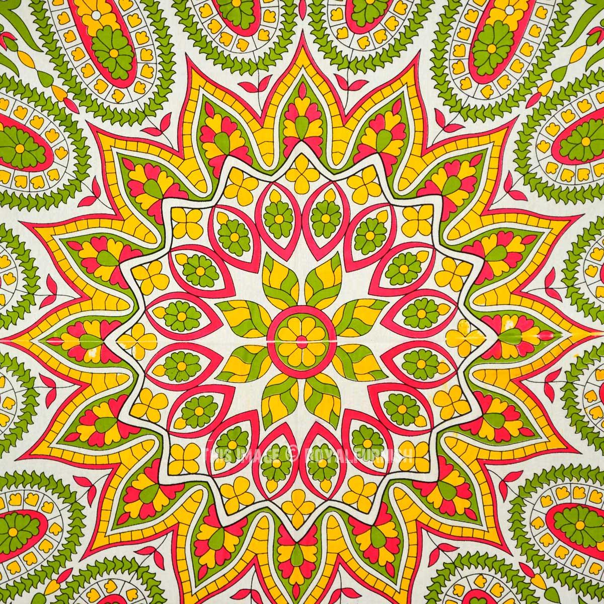 Mandala Tapestry Bedroom Lights