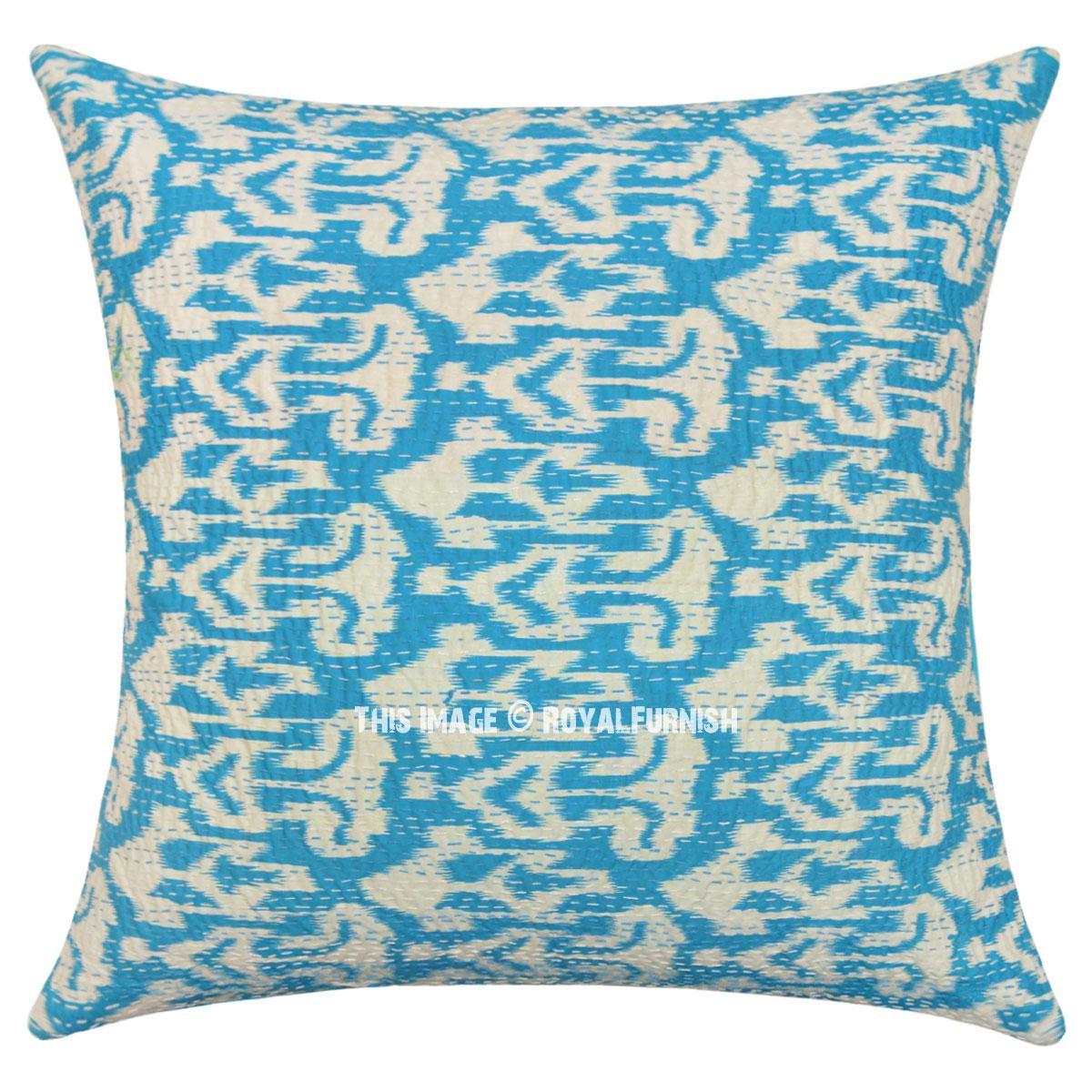 Ikat Design Throw Pillows : 24