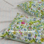 Beige Paradise Cotton Pillow Shams Set of 2