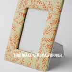 Beige 4X6 Inch Tabletop Picture Frame
