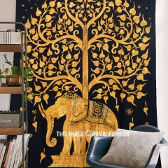 Elephant Tapestries Wall Hangings Royal Furnish