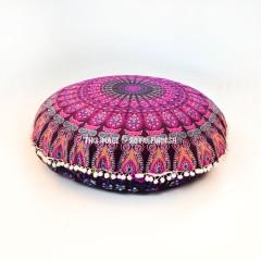 Large Floor Cushions & Round Floor Pillows   Royal Furnish