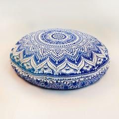 Large Floor Cushions & Round Floor Pillows | Royal Furnish