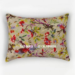 Indian Kantha Pillows Kantha Pillow Cases Amp Cushion